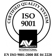 Logo of ISO 9001- 2000-BE