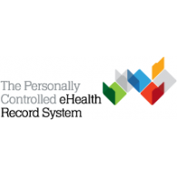 Logo of PCEHR - eHealth Records