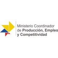 Logo of Ministerio Coordinador de Producción, Empleo y Competitividad, Ecuador