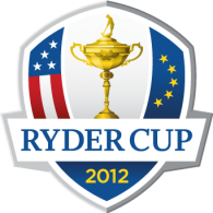 Logo of Ryder Cup 2012