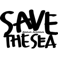 Logo of Save the Sea