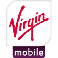 Logo of Virgin Mobile