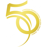armenian private school of kuwait 50th anniversary brands of the rh brandsoftheworld com 50th anniversary logo templates free 50th anniversary logo vector