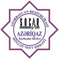 Logo of Azeriqaz Socar