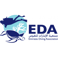 Logo of Emirates Diving Association