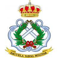 Logo of Escuela Naval Militar
