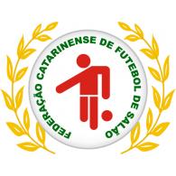 Logo of Federação Catarinense de Futebol de Salão