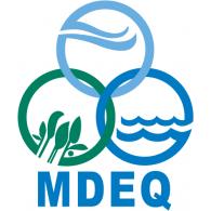 Logo of MDEQ