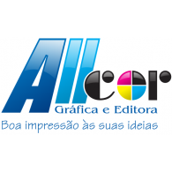 Logo of Allcor Gráfica & Editora
