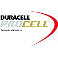Logo of Duracell Procell
