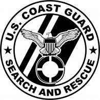 Logo of U.S. Coast Guard Search and Rescue