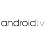 android logo vector. logo of android tv vector d