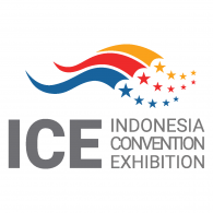 Logo of ICE Indonesia Convention Exhibition