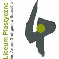 Logo of Liceum Plastyczne Supraśl