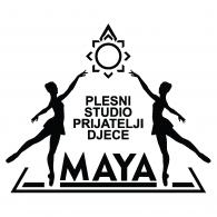 Logo of Plesni studio MAYA Travnik