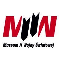 Logo of Muzeum II Wojny Światowej Gdańsk