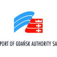 Logo of Port Gdansk