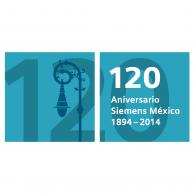 Logo of Siemens 120 Anos