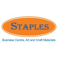 Logo of Staples