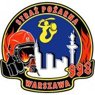 Logo of Straz Pozarna Metro Warszawa