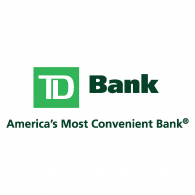 Logo of TD Bank With Tagline