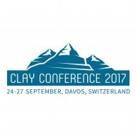 Logo of Clay Conference Davos 2017