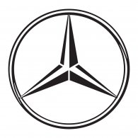 Logo of Mercedes - Benz
