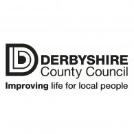 Logo of Derbyshire County Council