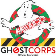 Logo of Ghostbusters Mexico