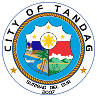 Logo of Tandag City
