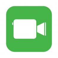 Logo of FaceTime