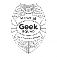 Logo of Geek