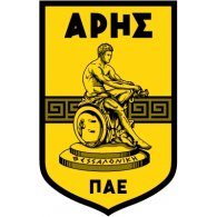 Logo of Aris Thessaloniki