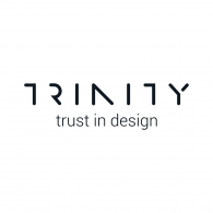 Logo of Trinity trust ion design