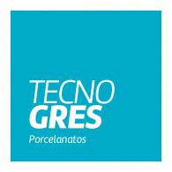 Logo of Tecnogres Porcelanatos