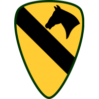 Logo of 1st Cavalry Division Brasil