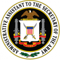 Logo of Administrative Assistant to the Secretary of the Army