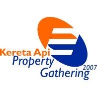 Logo of Kereta Api Property Gathering 2007