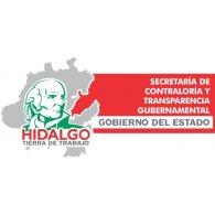 Logo of Secretaria de Contraloria y Transparencia del Gobierno del Estado de Hidalgo, Francisco Olvera Ruiz Gobernador