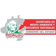 Logo of Secretaria de Medio Ambiente del Gobierno del Estado de Hidalgo, Francisco Olvera Ruiz Gobernador