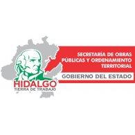 Logo of Secretaria de Obras Publicas del Gobierno del Estado de Hidalgo, Francisco Olvera Ruiz Gobernador