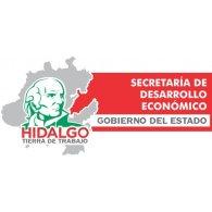 Logo of Secretaria de Desarrollo Económico del Estado de Hidalgo, Francisco Olvera Ruiz Gobernador