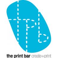 Logo of The Print Bar T Shirt Printing