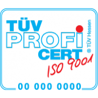Logo of Tuv Profi Cert