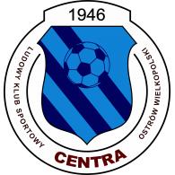 Logo of LKS Centra Ostrów Wielkopolski