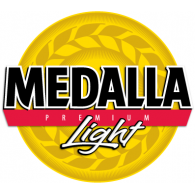 Logo of Medalla Light
