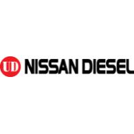 Logo of Nissan Diesel UD