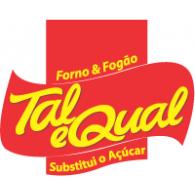 Logo of Tal e Qual - Adoçante