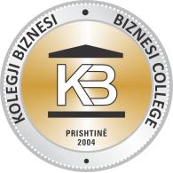 Logo of Kolegji BIZNESI