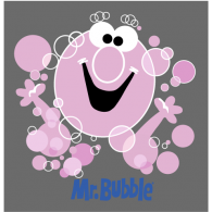 Logo of Mr. Bubble